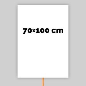 Studentskyltar 70x100 cm